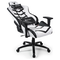 A small tile product image of BattleBull Diversion Gaming Chair White/Black