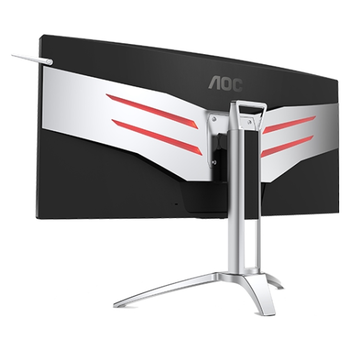 "Product image of AOC AGON AG352UCG6 35"" Ultrawide QHD G-SYNC Curved 120Hz 4MS VA LED Gaming Monitor - Click for product page of AOC AGON AG352UCG6 35"" Ultrawide QHD G-SYNC Curved 120Hz 4MS VA LED Gaming Monitor"