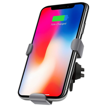Product image of ALOGIC Air Vent Mount Wireless Charger with Qi Technology - Click for product page of ALOGIC Air Vent Mount Wireless Charger with Qi Technology