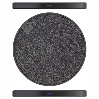 Product image of ALOGIC Prime Series Wireless Charging Pad - 10W - Space Grey - Click for product page of ALOGIC Prime Series Wireless Charging Pad - 10W - Space Grey