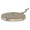 A product image of ALOGIC Prime Series Wireless Charging Pad - 10W - Champagne Gold