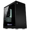 A product image of Jonsbo RM3 RGB Black mATX Case w/Tempered Glass Side Panel