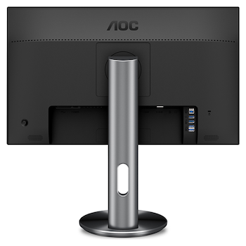"Product image of AOC i2490PXQU 23.8"" Frameless Full HD 5MS IPS LED Business Monitor - Click for product page of AOC i2490PXQU 23.8"" Frameless Full HD 5MS IPS LED Business Monitor"