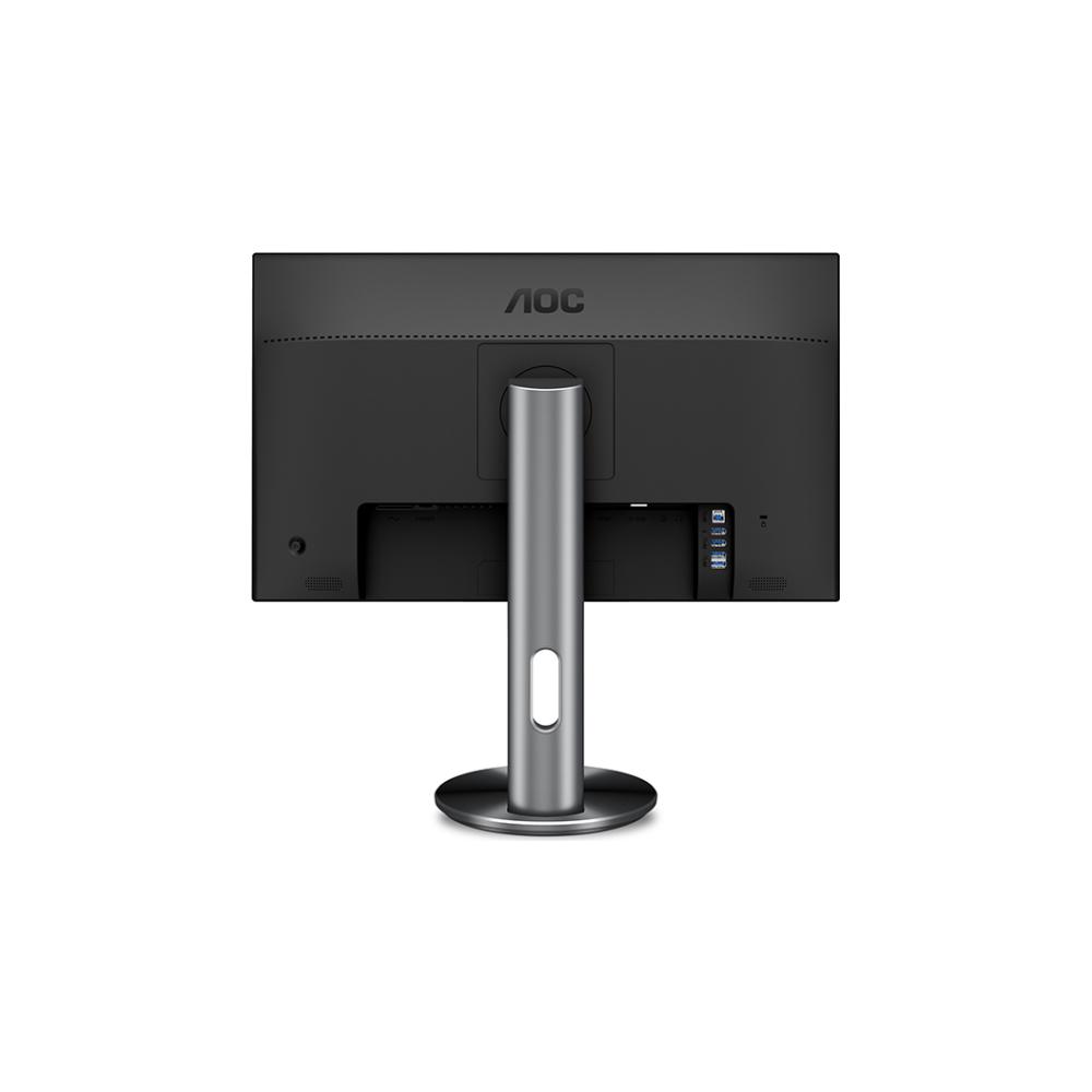 "A large main feature product image of AOC i2490PXQU 23.8"" Frameless Full HD 5MS IPS LED Business Monitor"