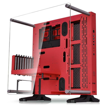 Product image of Thermaltake Core P3 Open Frame Mid Tower Case - Red Edition  - Click for product page of Thermaltake Core P3 Open Frame Mid Tower Case - Red Edition