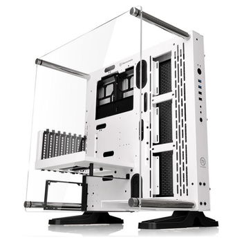Product image of Thermaltake Core P3 Open Frame Mid Tower Case - White Edition - Click for product page of Thermaltake Core P3 Open Frame Mid Tower Case - White Edition