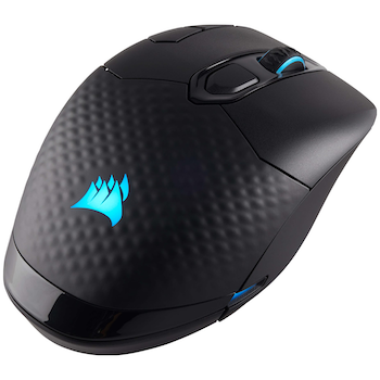 Product image of Corsair Gaming Dark Core RGB SE Wireless Optical Gaming Mouse - Click for product page of Corsair Gaming Dark Core RGB SE Wireless Optical Gaming Mouse