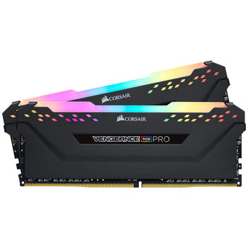 Product image of Corsair 16GB Kit (2x8GB) DDR4 Vengeance RGB PRO 3600MHz C18 - Click for product page of Corsair 16GB Kit (2x8GB) DDR4 Vengeance RGB PRO 3600MHz C18