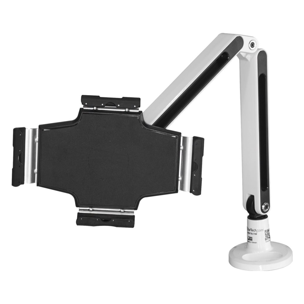 A large main feature product image of Startech Desk Mountable Tablet Stand with Articulating Arm - 9 to 11""