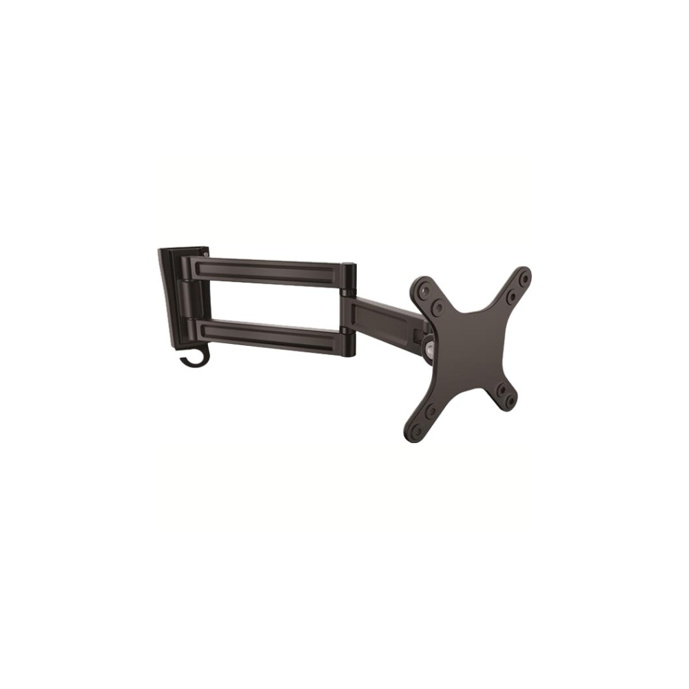 """A large main feature product image of Startech Wall Mount Monitor Arm - For up to 27"""" Monitor - Dual Swivel"""
