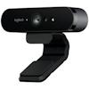 A product image of Logitech Brio 4K UHD Webcam