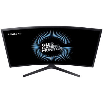 """Product image of Samsung CHG7 32"""" WQHD FreeSync 2 Curved 144Hz 1MS VA QLED Gaming Monitor - Click for product page of Samsung CHG7 32"""" WQHD FreeSync 2 Curved 144Hz 1MS VA QLED Gaming Monitor"""
