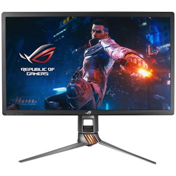 "Product image of ASUS ROG Swift PG27UQ 27"" 4K G-SYNC 120Hz (144Hz OC) 4MS HDR1000 IPS LED Gaming Monitor - Click for product page of ASUS ROG Swift PG27UQ 27"" 4K G-SYNC 120Hz (144Hz OC) 4MS HDR1000 IPS LED Gaming Monitor"