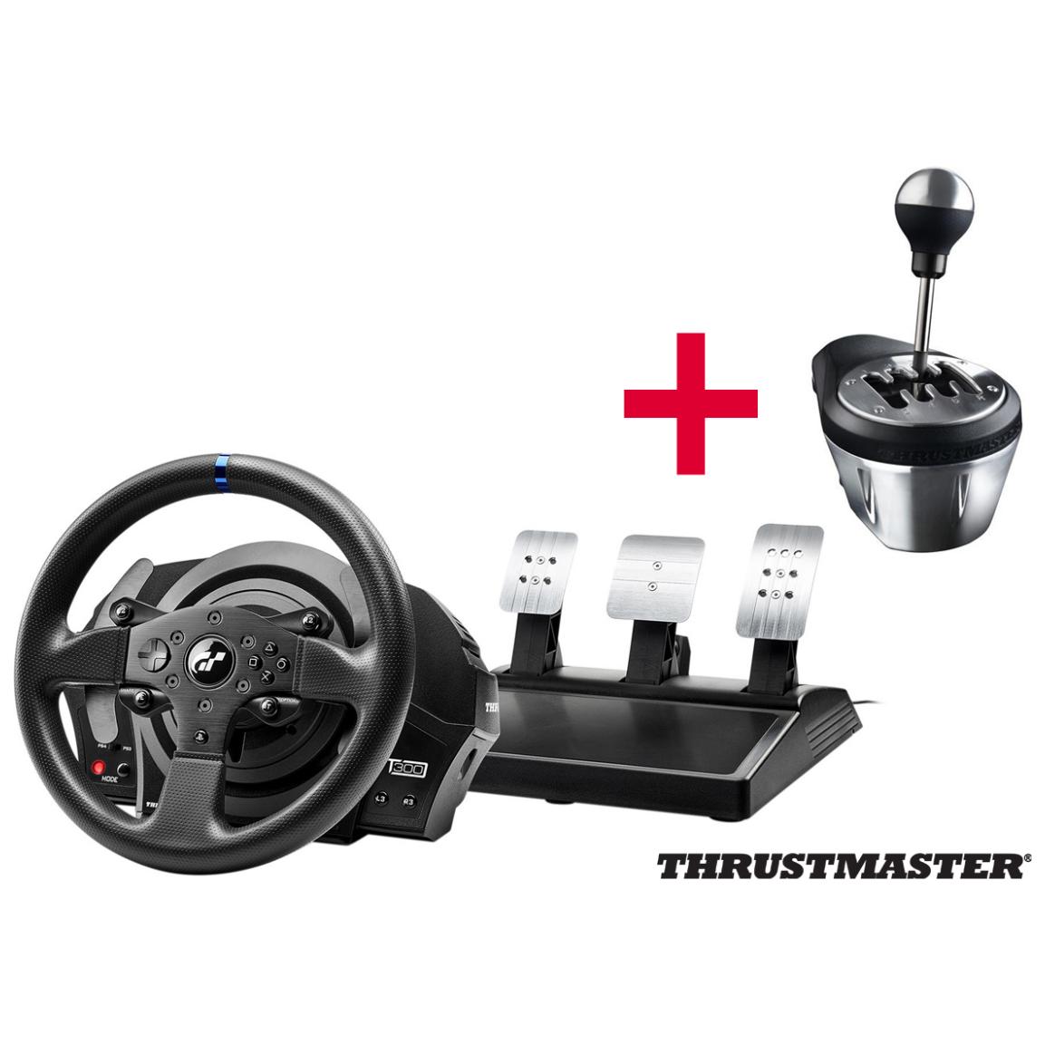 PLE Computers Thrustmaster T300 RS GT Race Bundle Bundle Deals  TM-T300RSGTBUNDLE PLE