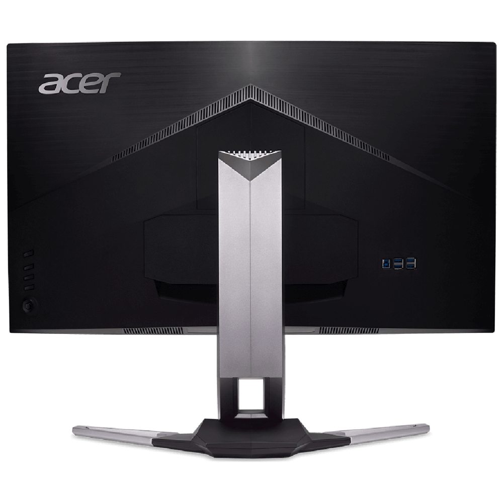 """A large main feature product image of Acer XZ321QU 31.5"""" WQHD FreeSync Curved 144Hz 1MS HDR VA LED Gaming Monitor"""