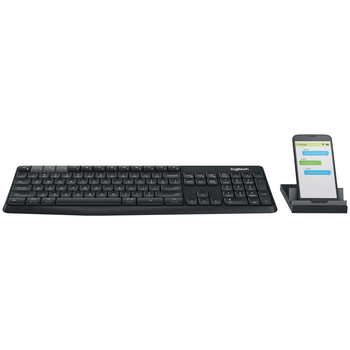 Product image of Logitech K375s Wireless Bluetooth Keyboard - Click for product page of Logitech K375s Wireless Bluetooth Keyboard