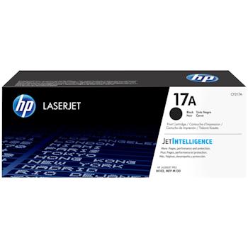 Product image of HP 17A CF217A Black Toner - Click for product page of HP 17A CF217A Black Toner