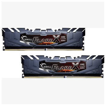 Product image of G.Skill 16GB Kit (2x8GB) DDR4 Flare X C14 3200MHz (For AMD) - Click for product page of G.Skill 16GB Kit (2x8GB) DDR4 Flare X C14 3200MHz (For AMD)