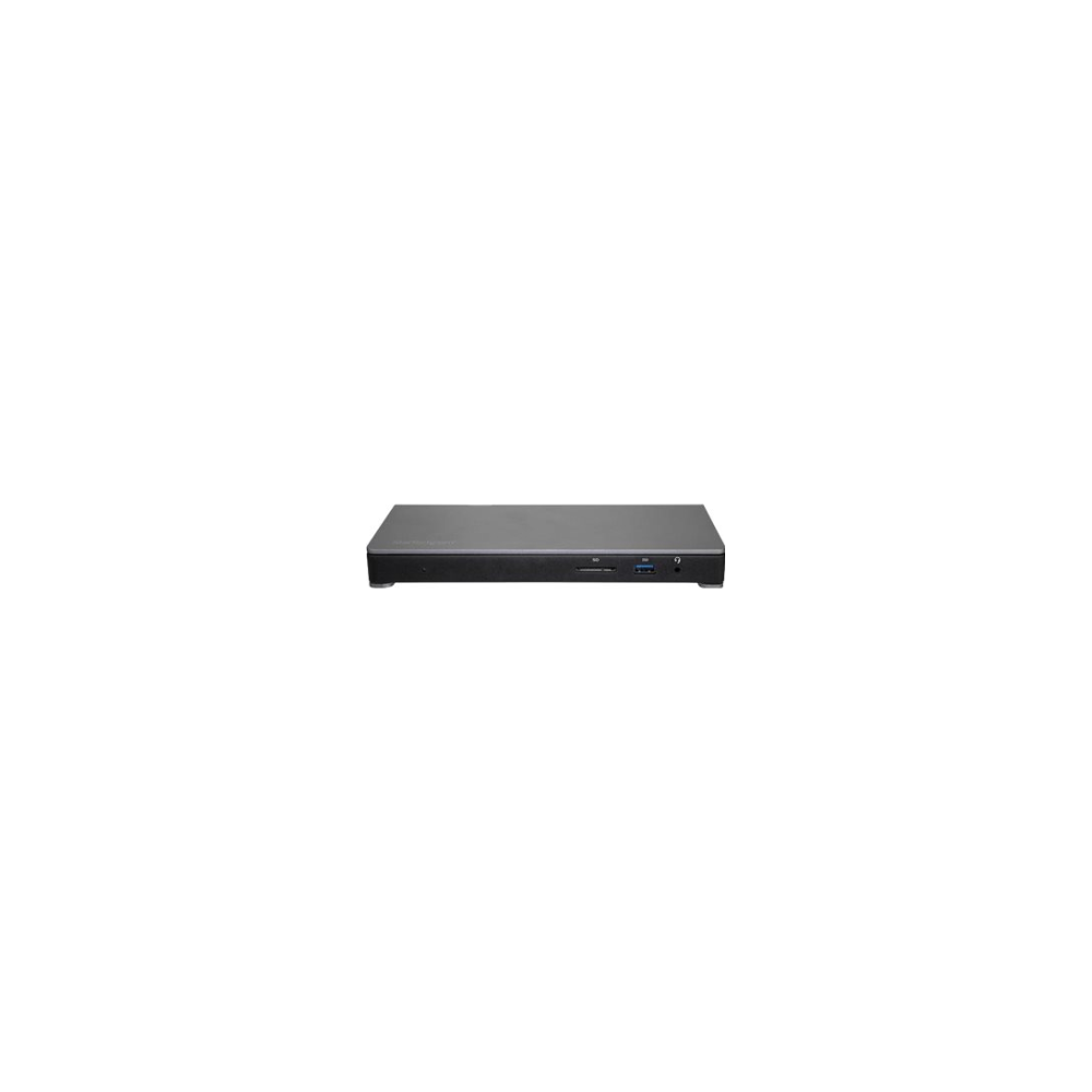 A large main feature product image of Startech Thunderbolt 3 Dock for Laptops - Dual-4K - Power Delivery