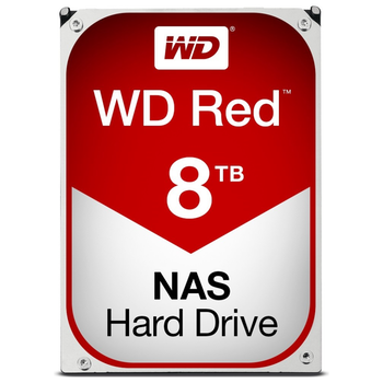 "Product image of WD Red WD80EFAX 3.5"" 8TB 256MB 5400RPM NAS HDD - Click for product page of WD Red WD80EFAX 3.5"" 8TB 256MB 5400RPM NAS HDD"