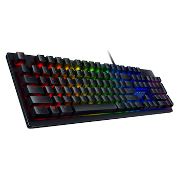 Product image of Razer Huntsman Opto-Mechanical Switch Chroma Gaming Keyboard - Click for product page of Razer Huntsman Opto-Mechanical Switch Chroma Gaming Keyboard