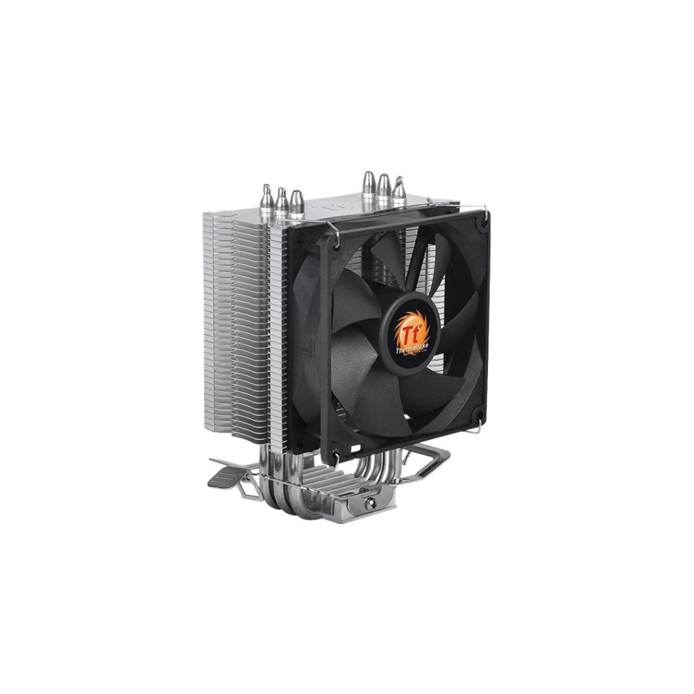A large main feature product image of Thermaltake Contac 9 CPU Cooler