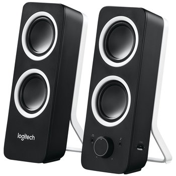 Product image of Logitech Z200 Multimedia Speakers - Midnight Black - Click for product page of Logitech Z200 Multimedia Speakers - Midnight Black