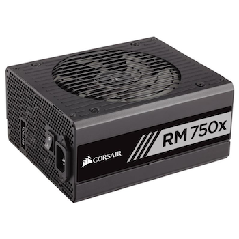 Product image of Corsair RM750x V2 750W 80PLUS Gold Modular Power Supply - Click for product page of Corsair RM750x V2 750W 80PLUS Gold Modular Power Supply