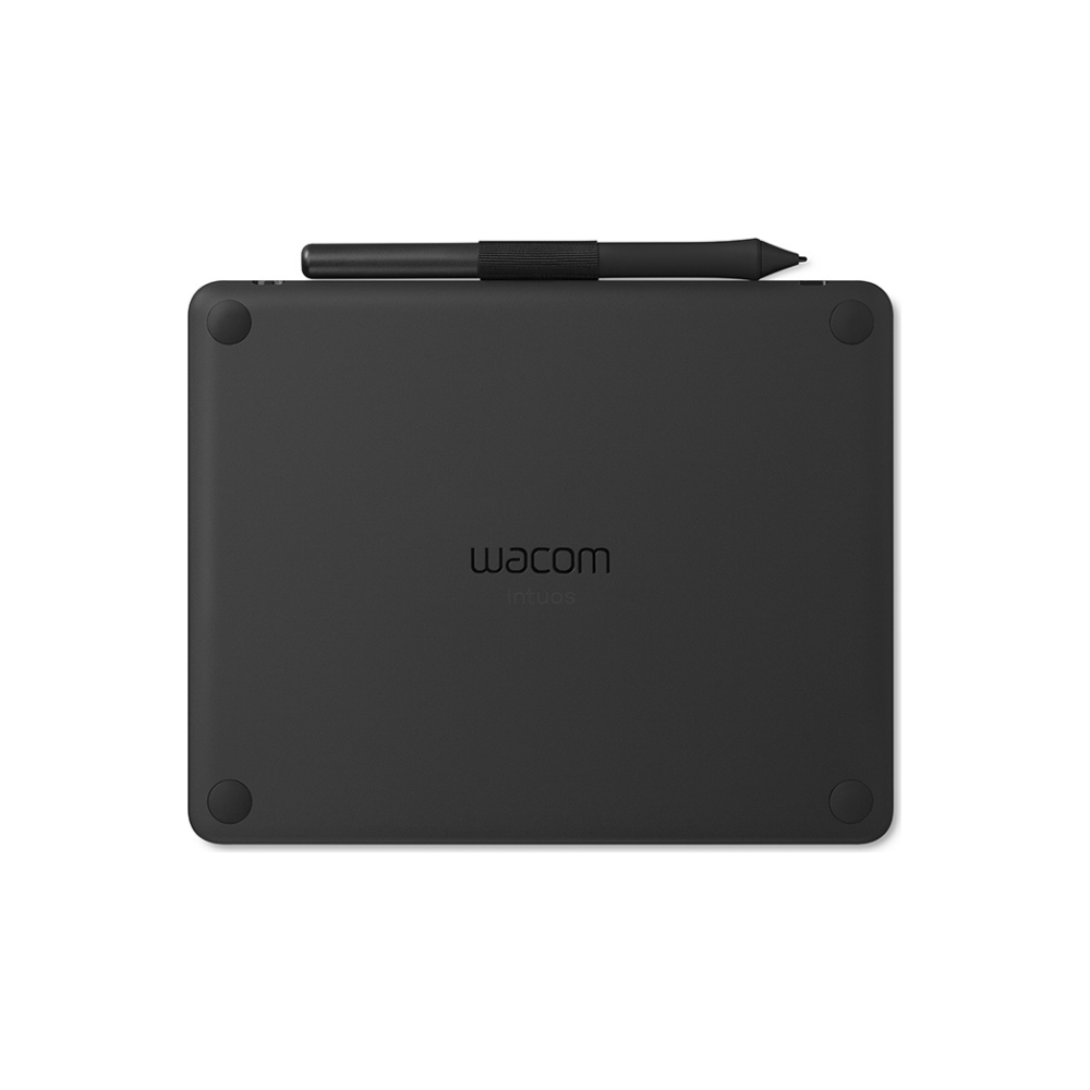 A large main feature product image of Wacom Intuos Small Drawing Tablet - Black