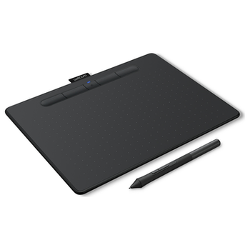 Product image of Wacom Intuos Medium Bluetooth Drawing Tablet - Black - Click for product page of Wacom Intuos Medium Bluetooth Drawing Tablet - Black