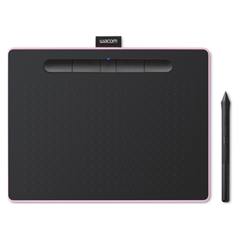 Product image of Wacom Intuos Medium Bluetooth Drawing Pad - Berry - Click for product page of Wacom Intuos Medium Bluetooth Drawing Pad - Berry