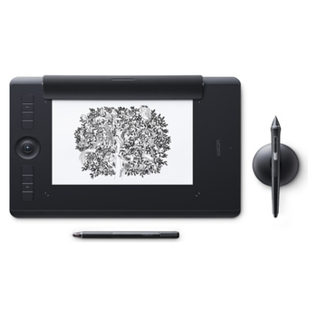 Product image of Wacom Intuos Pro Medium Drawing Tablet w/ Pro Pen 2 & Paper - Click for product page of Wacom Intuos Pro Medium Drawing Tablet w/ Pro Pen 2 & Paper