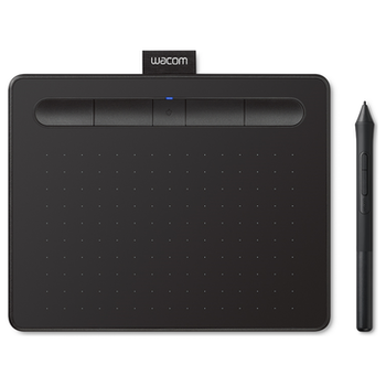 Product image of Wacom Intuos Small Bluetooth Drawing Tablet - Black - Click for product page of Wacom Intuos Small Bluetooth Drawing Tablet - Black