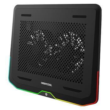 Deepcool N80 RGB Laptop Cooling Pad