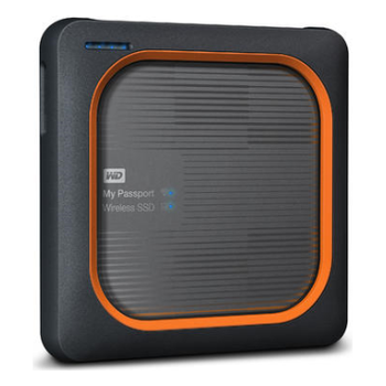 Product image of WD My Passport 1TB Portable Wireless SSD - Click for product page of WD My Passport 1TB Portable Wireless SSD