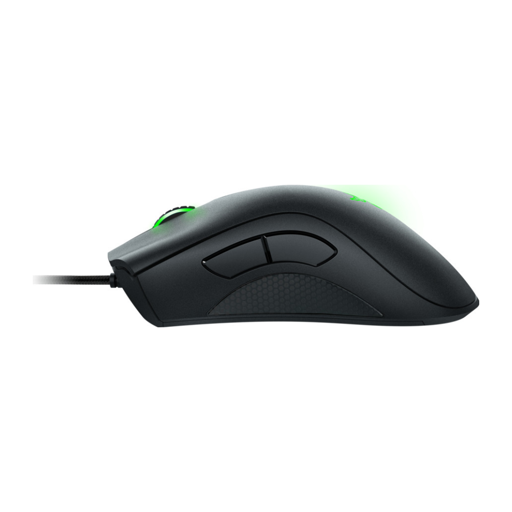 A large main feature product image of Razer Deathadder Essential Gaming Mouse