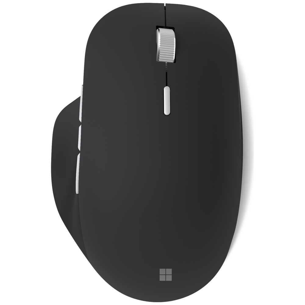 A large main feature product image of Microsoft Surface Precision Bluetooth Mouse - Black