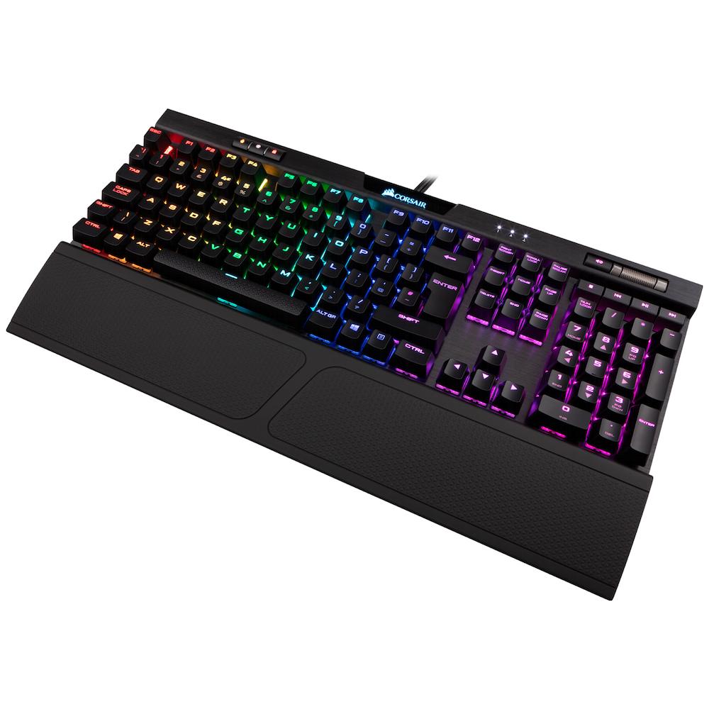 Buy Now Corsair Gaming K70 Rgb Mk 2 Mechanical Keyboard Mx Red Switch Ple Computers