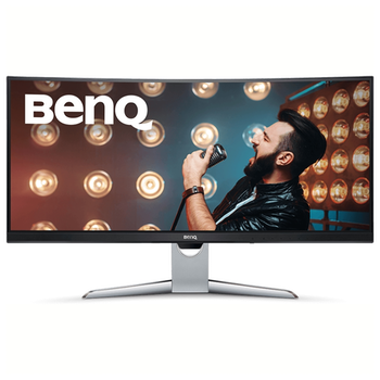 "Product image of BenQ EX3501R 35"" Ultrawide QHD FreeSync 2 Curved 100Hz HDR 4MS VA LED Gaming Monitor - Click for product page of BenQ EX3501R 35"" Ultrawide QHD FreeSync 2 Curved 100Hz HDR 4MS VA LED Gaming Monitor"