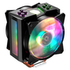 A product image of Cooler Master MasterAir MA410M Addressable RGB CPU Cooler
