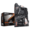 A product image of Gigabyte B450 AORUS Pro AM4 ATX Desktop Motherboard