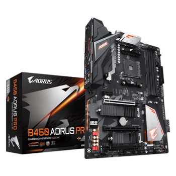 Product image of Gigabyte B450 AORUS Pro AM4 ATX Desktop Motherboard - Click for product page of Gigabyte B450 AORUS Pro AM4 ATX Desktop Motherboard