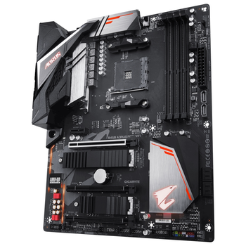 Product image of Gigabyte B450 AORUS Pro WiFi AM4 ATX Desktop Motherboard  - Click for product page of Gigabyte B450 AORUS Pro WiFi AM4 ATX Desktop Motherboard