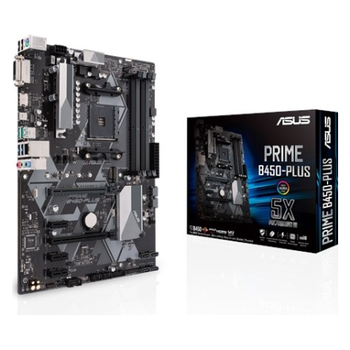 Product image of ASUS PRIME B450-PLUS AM4 ATX Desktop Motherboard - Click for product page of ASUS PRIME B450-PLUS AM4 ATX Desktop Motherboard