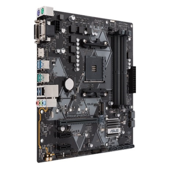 Product image of ASUS PRIME B450M-A AM4 mATX Desktop Motherboard - Click for product page of ASUS PRIME B450M-A AM4 mATX Desktop Motherboard