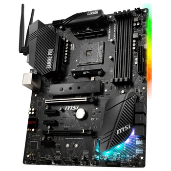 Product image of MSI B450 Gaming Pro Carbon AC AM4 ATX Desktop Motherboard  - Click for product page of MSI B450 Gaming Pro Carbon AC AM4 ATX Desktop Motherboard