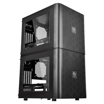 Product image of Thermaltake Core V21 Micro Case Black - Click for product page of Thermaltake Core V21 Micro Case Black