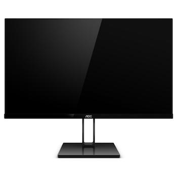 "Product image of AOC 27V2Q 27"" Full HD FreeSync Frameless 75Hz 5MS IPS LED Monitor - Click for product page of AOC 27V2Q 27"" Full HD FreeSync Frameless 75Hz 5MS IPS LED Monitor"