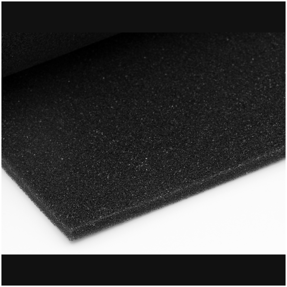 A large main feature product image of DustEND G3 Mesh Adhesive Dust Filter Black