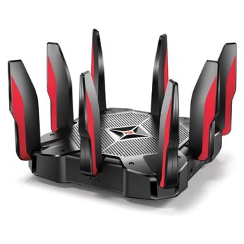 Product image of TP-LINK Archer C5400X AC5400 MU-MIMO Tri Band Gaming Router - Click for product page of TP-LINK Archer C5400X AC5400 MU-MIMO Tri Band Gaming Router